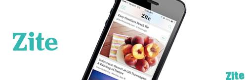 普段使っている情報収集の為のアプリ「Zite」