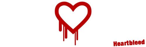 OpenSSLのバグ「Heartbleed」で影響があるサイトのパスワードを変更しましょう。