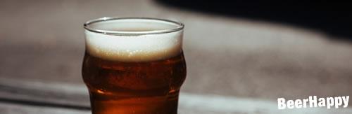 ビールを飲むという幸福感